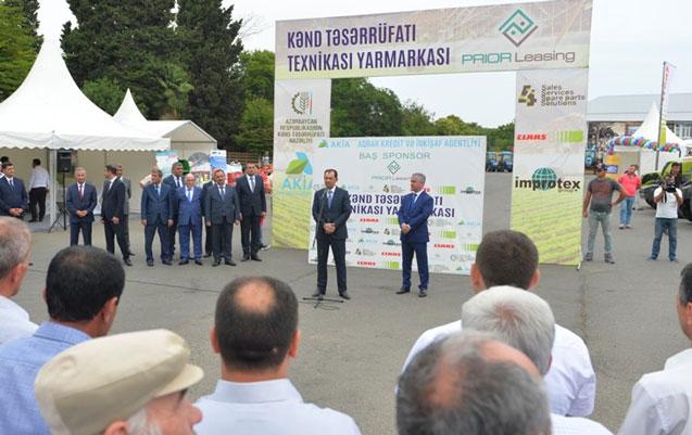 Lənkəranda kənd təsərrüfatı yarmarkası
