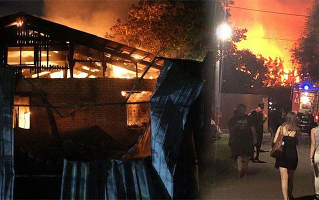 Ukraynada ruhi dispanser yandı