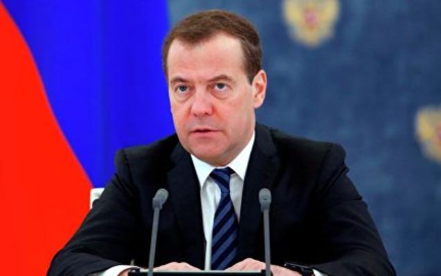 Medvedyevin Tvitter hesabı sındırıldı