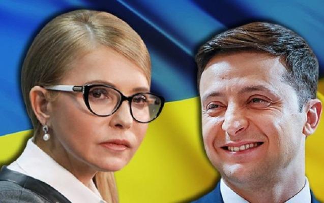 Timoşenko Zelenski ilə görüşdü