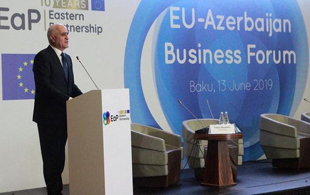 Aİ ölkələri Azərbaycan iqtisadiyyatına 33,6 mlrd. investisiya yatırıb