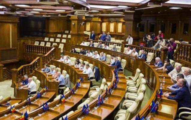 Moldova Konstitusiya Məhkəməsi bütün qərarlarını ləğv etdi