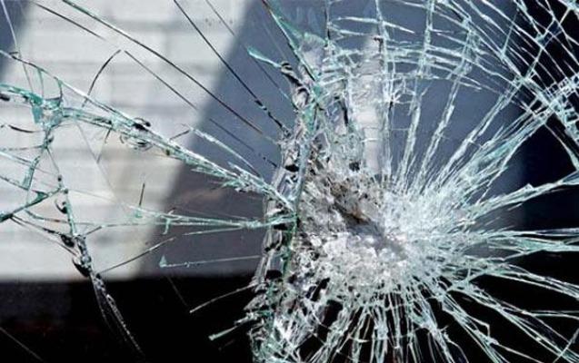 Goranboyda qəza, ər-arvad yaralandı