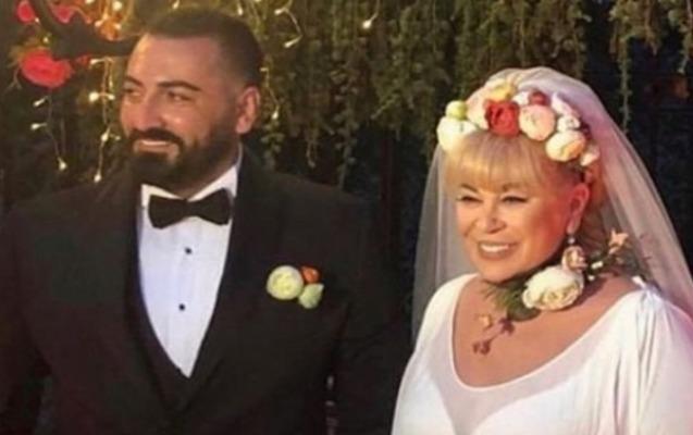 61 yaşlı Zerrin Özer ərə getdi