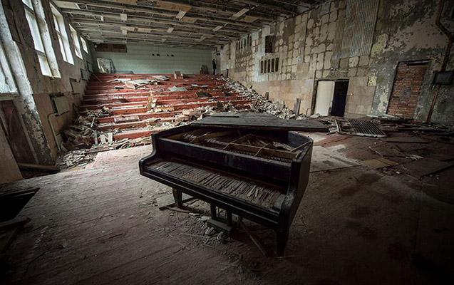 Bakıda Çernobıla gedən fotoqrafın sərgisi olacaq