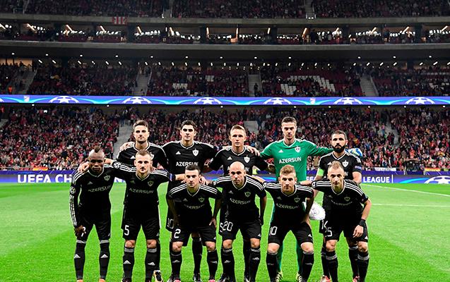 """""""Qarabağ""""ın rəqibi müəyyənləşdi"""
