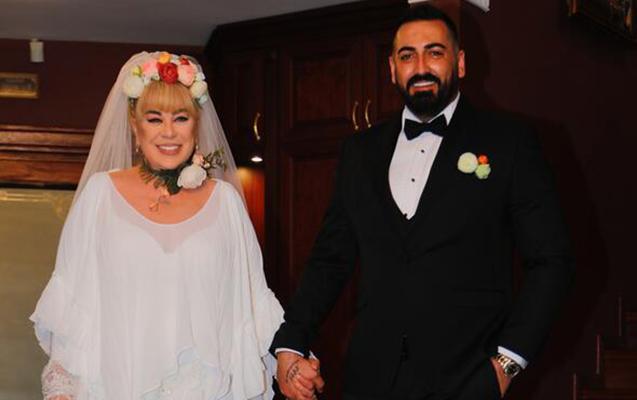 61 yaşlı Zerrin Özerin evliliyi 36 saat çəkdi