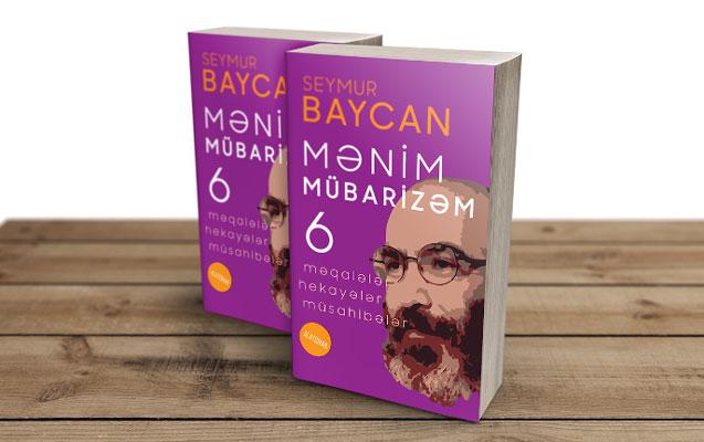 Seymur Baycanın yeni kitabı çıxdı