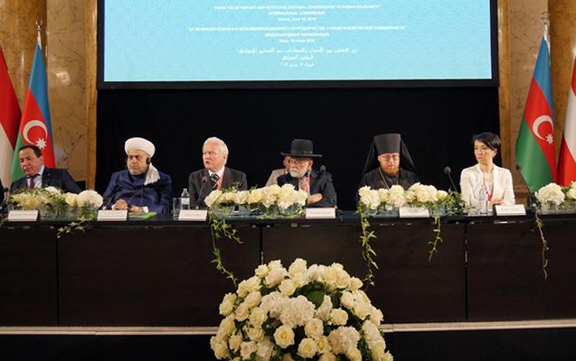 Azərbaycanlı rəsmilər Vyanada beynəlxalq konfransda