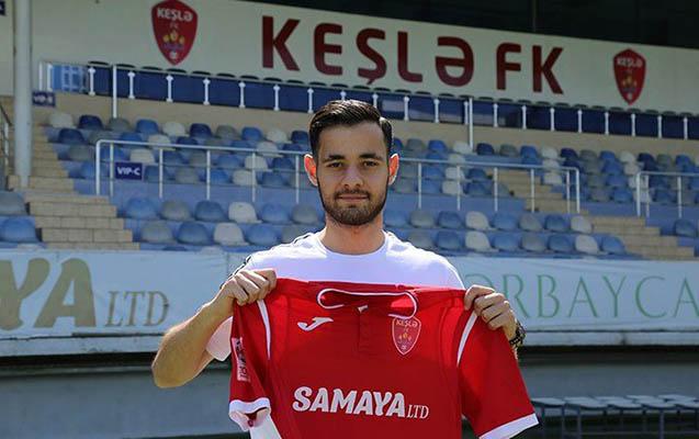 """""""Keşlə""""dən növbəti transfer"""