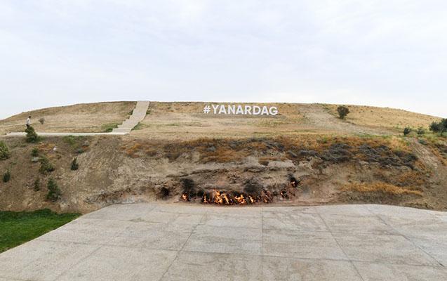 """""""Yanar dağ"""" qoruğu Dövlət Turizm Agentliyinin tabeliyinə verildi"""