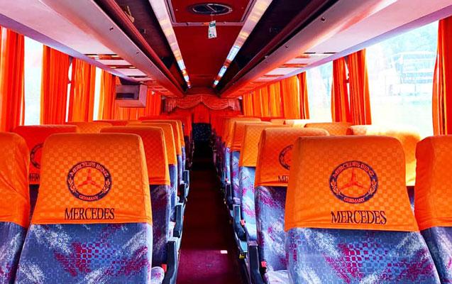 Yeni reyslə Batumiyə bu avtobuslar işləyəcək - Foto