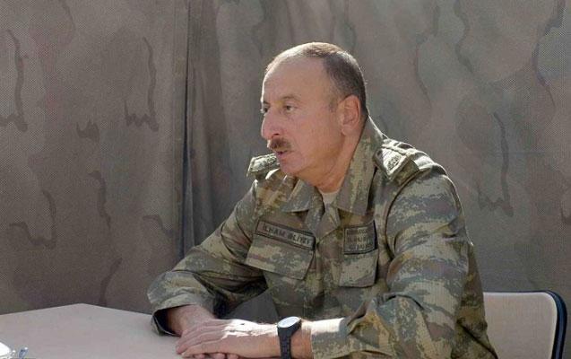 Prezident hərbi qulluqçuları təltif etdi - Siyahı