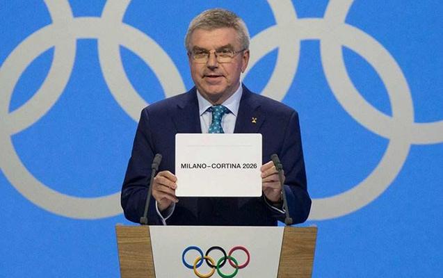 Olimpiya Oyunları İtaliyada keçiriləcək