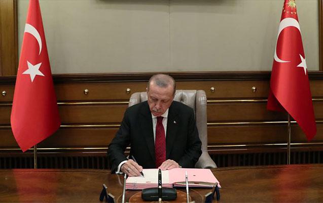 Ərdoğan yeni əsgərlik qanununu imzaladı