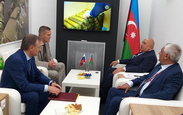 """""""ARMY-2019"""" Beynəlxalq Hərbi-Texniki Forumun açılışı oldu"""