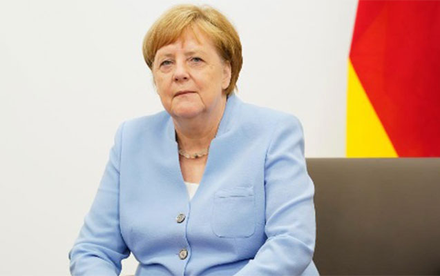 Merkelin koronavirus testinin nəticələri çıxdı