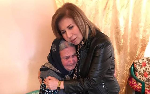 """""""Şəhid ailəsinin evinə ayaqqabı ilə girməmişəm"""""""