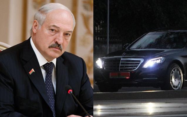 Bu da Lukaşenkonun 1,4 milyonluq yeni avtomobili