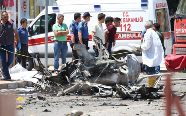 Türkiyədə terror aktı