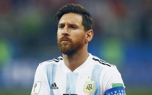 Messi 2 il futbolsuz qala bilər