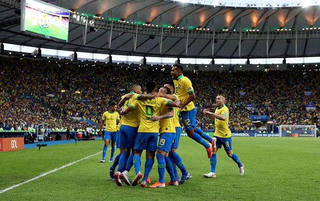 Braziliya çempion! - Fotolar+Video