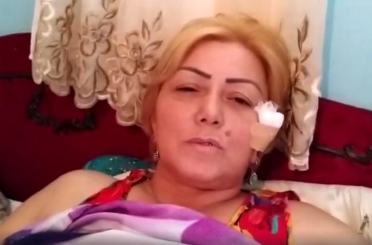 Şəhid xanımı polis bölməsində döyülüb? - Rəsmi açıqlama
