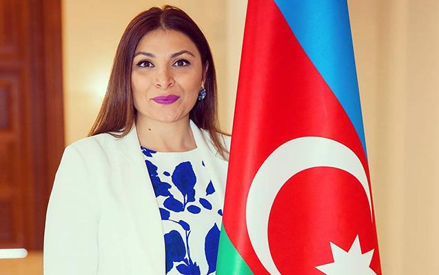 """Sevinc Qədirova """"Azərbaycan Dəmir Yolları""""ndan ayrıldı"""