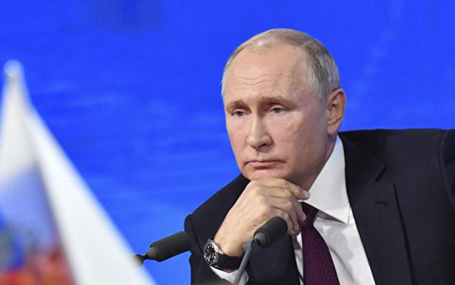 Putinlə görüşmək üçün rekord sayda jurnalist qeydiyyatdan keçdi
