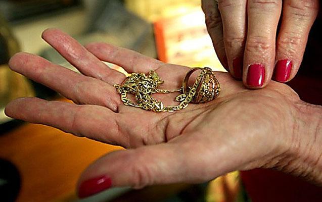 Bakıda 1 milyonluq qızılları oğurlanan qadının kimliyi bəlli oldu