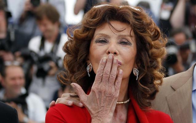 84 yaşlı Sofi Loren yeni filmə çəkilir