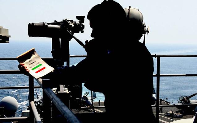 İran katerləri Britaniyanın tankerini ələ keçirmək istədi
