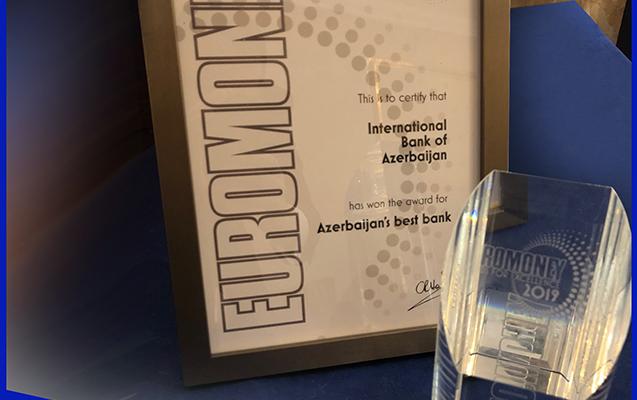 Azərbaycan Beynəlxalq Bankı ilin ən yaxşı bankı seçildi