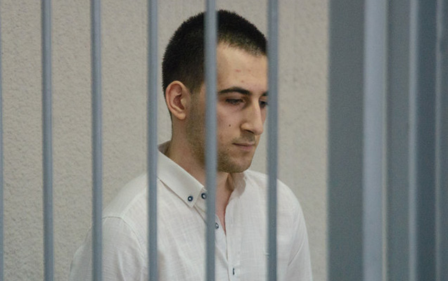 Minskdə qız üstündə adam öldürən Rüstəmə hökm oxundu