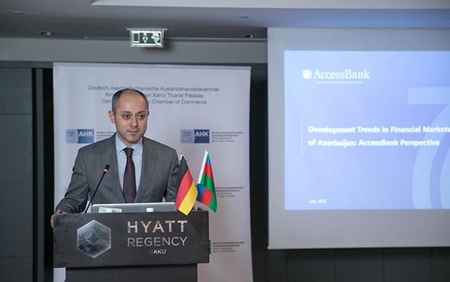 """""""AccessBank liderliyini qoruyur"""" - Anar Həsənov"""