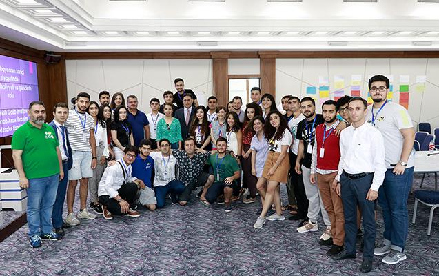 Azərbaycanlı diplomatlar II Yay düşərgəsində