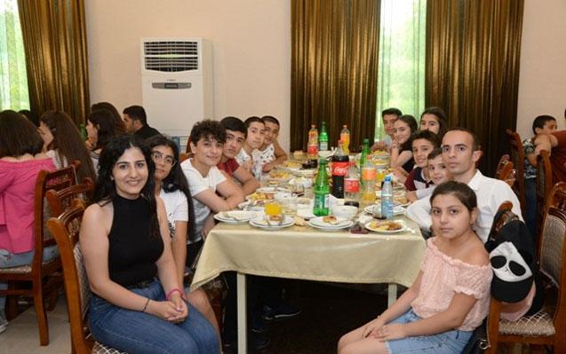 Nəsimi rayon İcra Hakimiyyəti uşaqlar üçün tədbir təşkil etdi
