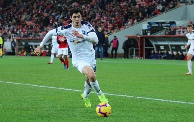 """Ramil Şeydayev """"Dinamo""""da debüt etdi"""