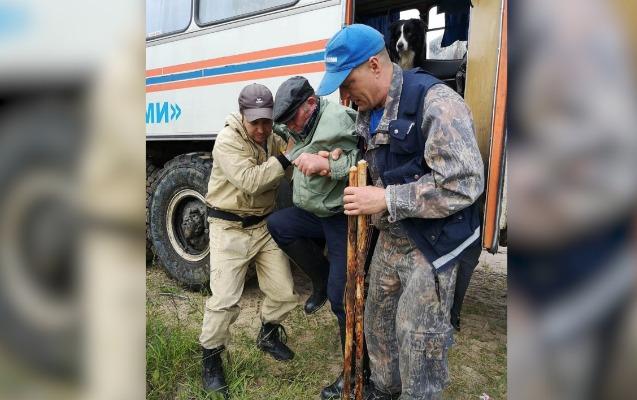 5 gün ac və susuz qalan 72 yaşlı kişi tapıldı