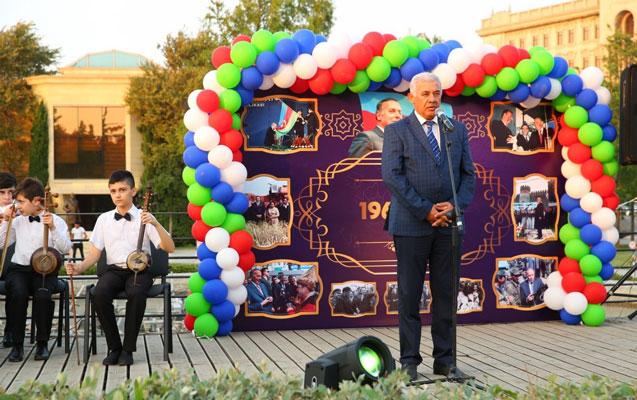 Binəqədidə konsert proqramı keçirilib