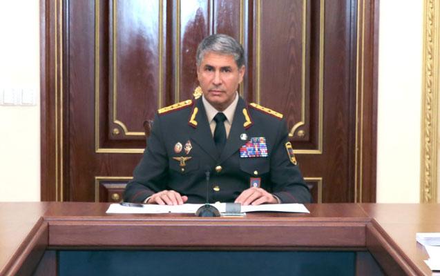Vilayət Eyvazov püşkatma ilə təyinat verdi