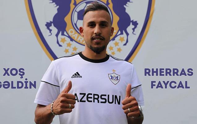 """""""Qarabağ""""dan növbəti transfer"""