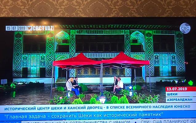 Rauf Arifoğlu telekanalı tənqid etdi