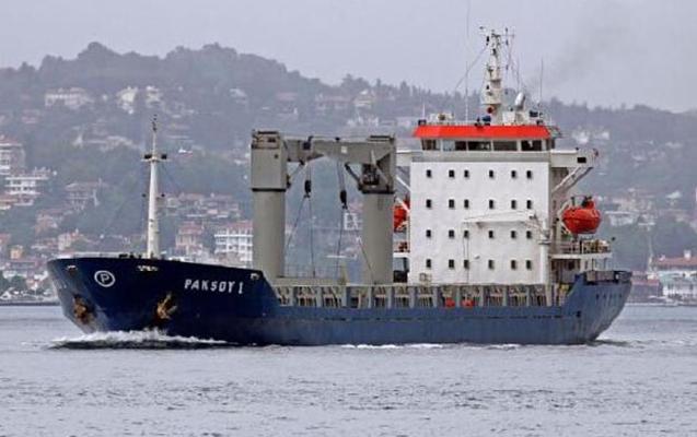 Nigeriyada Türkiyə gəmisinə hücum