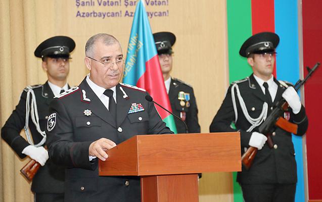 Əli Nağıyev məzun buraxılışında