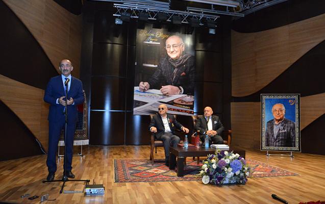 Rasim Əliyevin 85 illik yubileyi qeyd olundu