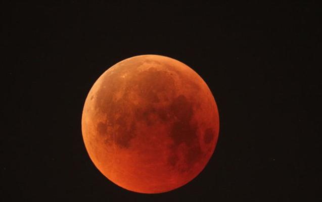 İkinci Ay tutulması başa çatdı