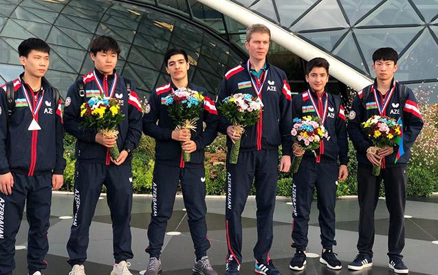 Tennisçilərimiz Çexiyada iki gümüş medal qazandılar