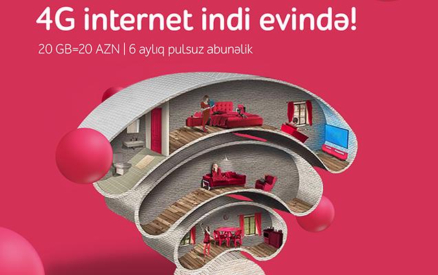 """""""Nar Wi-Fi"""" ilə bağ mövsümündə internetsiz qalma!"""""""