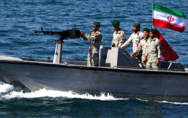 İran Britaniyanın neft tankerini saxladı